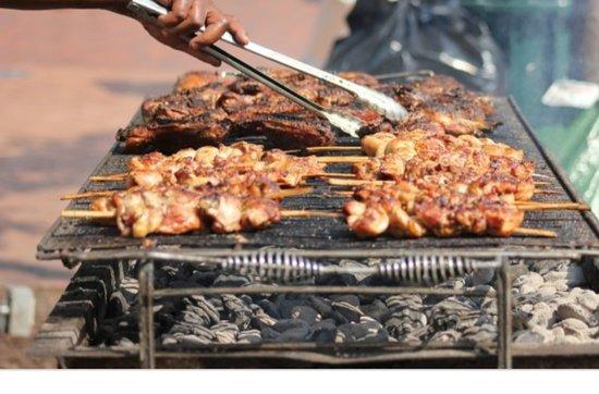 Haatso, Гана: Very tasty and enjoyable