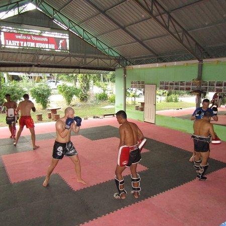 Muay Thai Gym Ao Nang