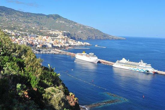 Speciale rondvaart ten noordoosten van La Palma (prijs per auto, niet ...