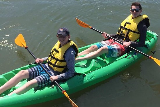 Guided Kayak Excursion Rehoboth Back Bay