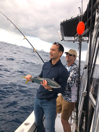 Sailfish trip with Capt. Fred