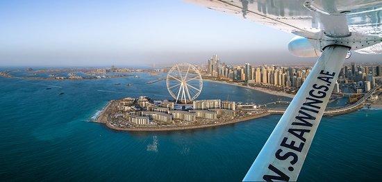 Enjoy sweeping vistas of Dubai's skyscrapers