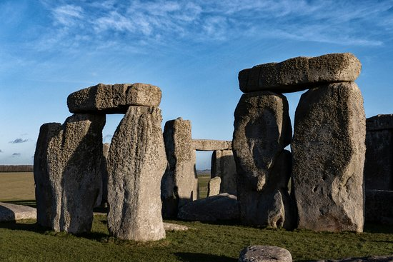 English Heritage Overseas Visitor Family Pass with Free Entry to Over 100 Attractions: Two main arches