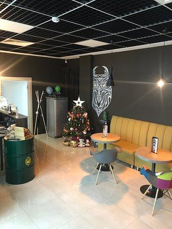 Вот пришёл НГ и Рождество ! Незабываем подкрепить свои силы после длительных праздников в Красота и Кофе  Вкуснейший кофе , мороженное и десерты
