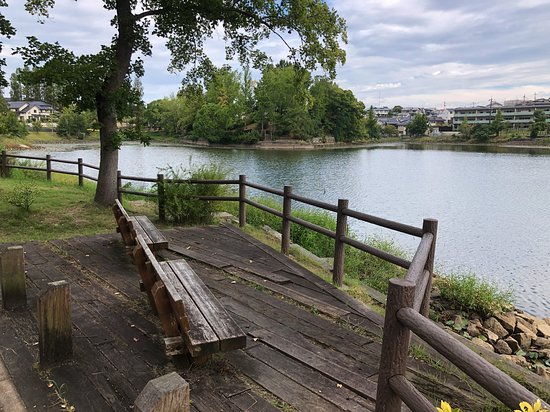 Shobu Pond
