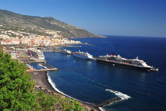 Special cruise tour Center and South La Palma (Price per car not per...