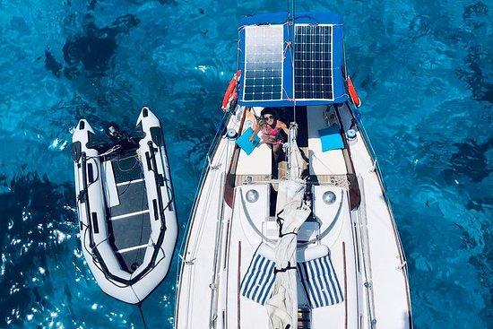 Formentera en barco