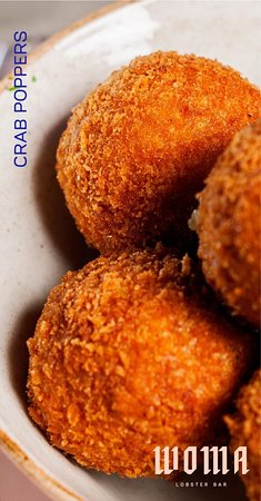 Crab Poppers