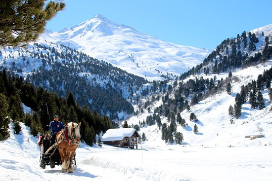 Meribel, France: Des paysages inoubliables !