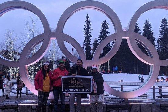 Vancouver City Tour med utkikk og...