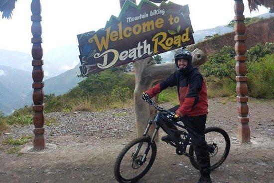 Death Road Biking - BICICLETA DE DOBLE...