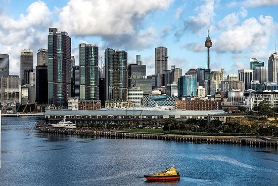 The Rocks & Darling Harbour with a local: private & personalized – fénykép