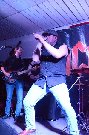 ac dc tribute band singer