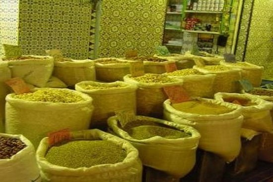 Visite de la médina de Tunis