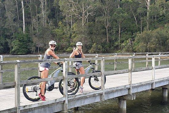 Narooma - Location de vélos électriques 4 heures de location - (à...