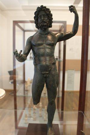 Statua bronzea