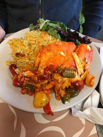 Tawakal Halal Cafe Boston Jeffries Point Menu Prices Restaurant Reviews Tripadvisor