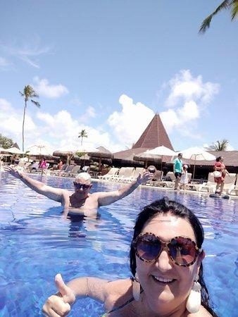 Pura diversão e descontração!!!Amamos cada segundo dessa viagem!!!♥♥