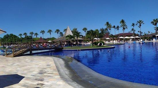Coisa mais linda que já vi...Esse Resort vale a pena...Eu recomendo!!!