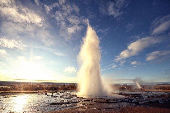 Golden Circle & Kerið Day Tour by...