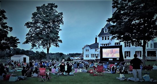 U Pick Movie Night Picture Of Snyder S Farm Somerset Tripadvisor