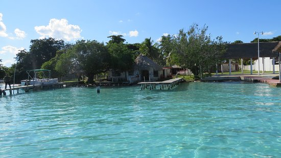 Plaja del Karmen, Meksiko: Bacalar