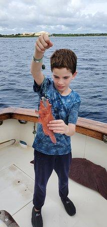 Karibia: His big Catch