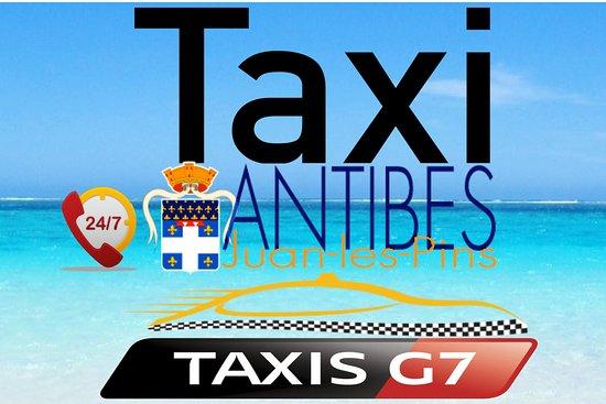 Allo Taxi Antibes