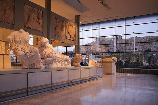 Akropolis & Akropolis Museum (Small Group Morning Walking Tour)-bild