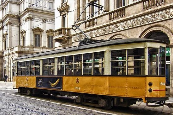 Tour por la ciudad de Milán en...