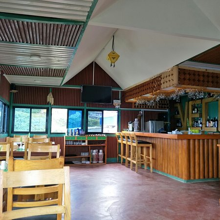 Taplejung, Nepál: View Point Restaurant cum Bar