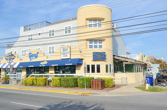 Gary's Dewey Beach Grill / 38° -75° Brewing - Picture of Gary's Dewey Beach  Grill - Tripadvisor