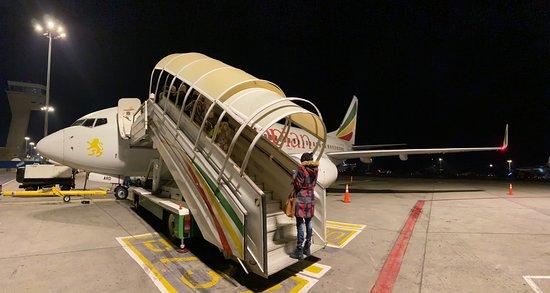 Ethiopian Airlines: エチオピア航空