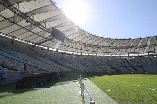 Toegangskaart voor stadion Maracanã ...