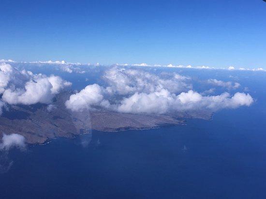 Marquesas Islands, Francúzska Polynézia: Îles Marquises Polynésie française  vol entre Hiva Oa et Ua Huka