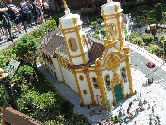 miniatura da Igreja de São Francisco