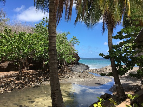 Chez Maurice et Delphine Ua Huka, Polynésie française
