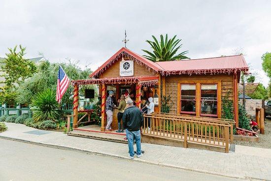Los Olivos, CA: The Cabin!