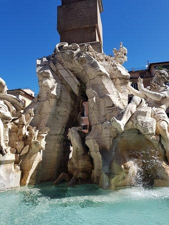 fontanna na Piazza Navona