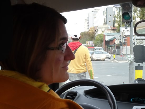 Belgrade Layover Tour: Private City Sighteeing Tour with Round-Trip Airport or Hotel Transport: Dana safe driving