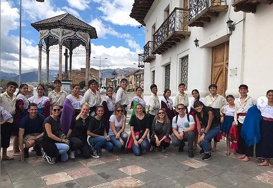 Free Walking Tours Cuenca