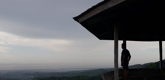 Zamboanga Peninsula, Philippines: This is at the rest house located in Lumayang, Zamboanga City. I find this site best place for stargazing activity due to its mesmerizing view of the city and the sky.