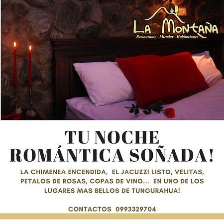 Diseñamos tu noche romántica soñada y la convertimos en hermosos e inolvidables recuerdos! En #LaMontañaHotel #RestauranteMirador   #Patate #Tungurahua  #Ecuador