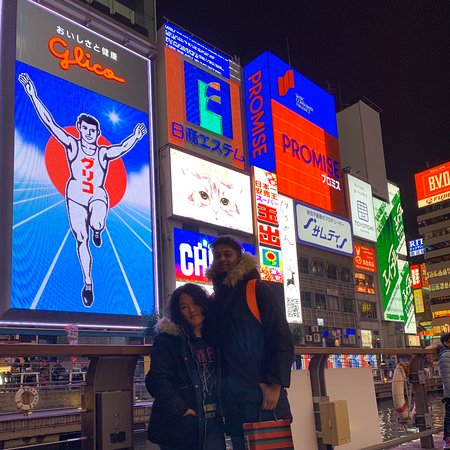 Dotonbori's neon ads and signages are the best!
