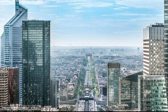 免排队:拉格兰德拱门巴黎拉德芳斯摩天观景台门票