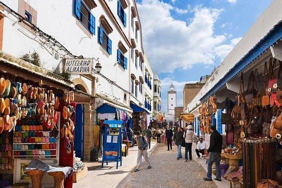 Essaouira dagstur fra Marrakech
