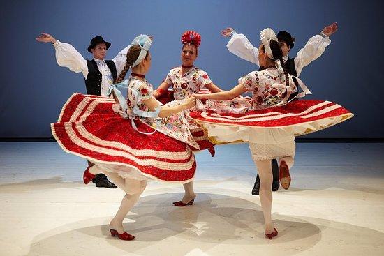 Ungarische Tanzvorstellung in...