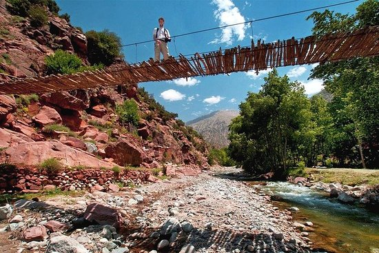 Ourika Valley Day Trip Fra Marrakech