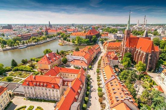 Wroclaw: tour a pie por el casco...
