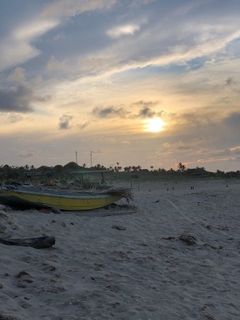 Melhor lugar para descansar e fazer kite